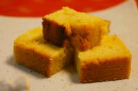かぼちゃ甘酒とおからのケーキ